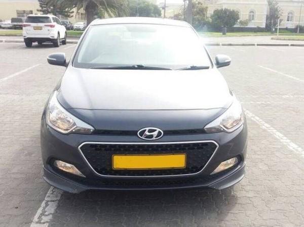 2013 Hyundai i20 1.2 Motion  Gauteng Sandton_0