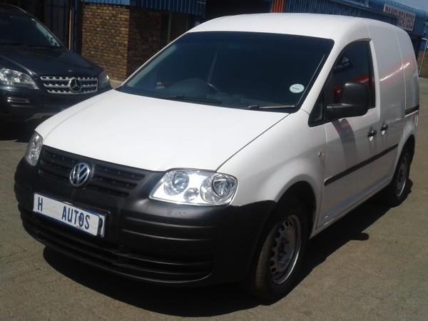 2010 Volkswagen Caddy 1.6i Fc Pv  Gauteng Johannesburg_0