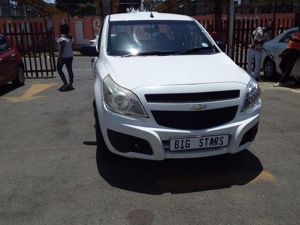 2012 Chevrolet Corsa Utility 1.4 Ac Pu Sc  Gauteng Johannesburg_0