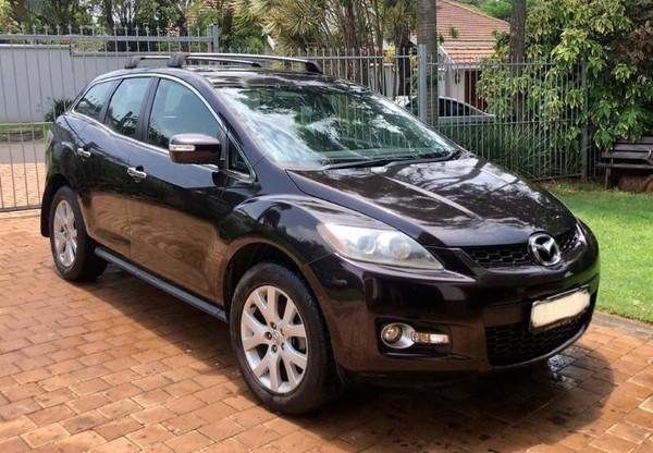 2009 Mazda CX-7 2.5 Dynamic At  Kwazulu Natal Durban North_0