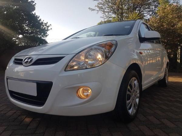 2011 Hyundai i20 1.6  Gauteng Alberton_0