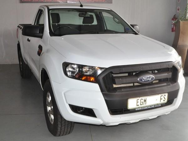 2017 Ford Ranger 2.2TDCi XL 4X4 Single Cab Bakkie Free State Bloemfontein_0