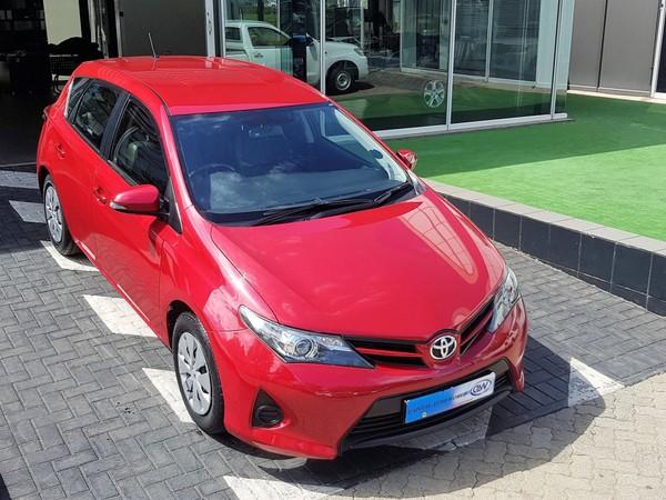 2014 Toyota Auris 1.3 X  Gauteng Midrand_0