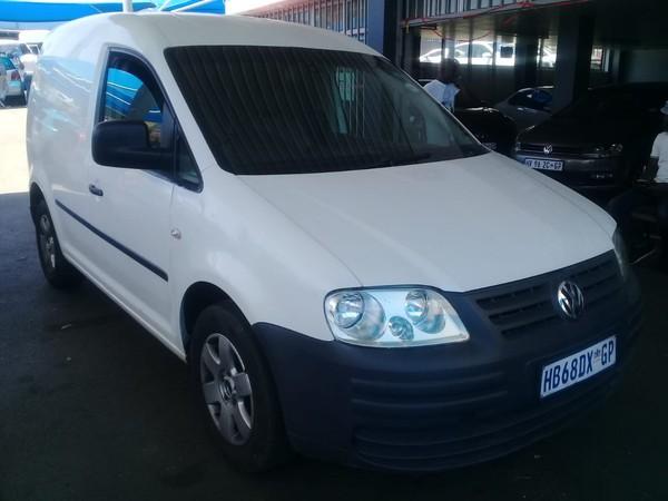 2009 Volkswagen Caddy 1.6i 75kw Fc Pv  Gauteng Johannesburg_0