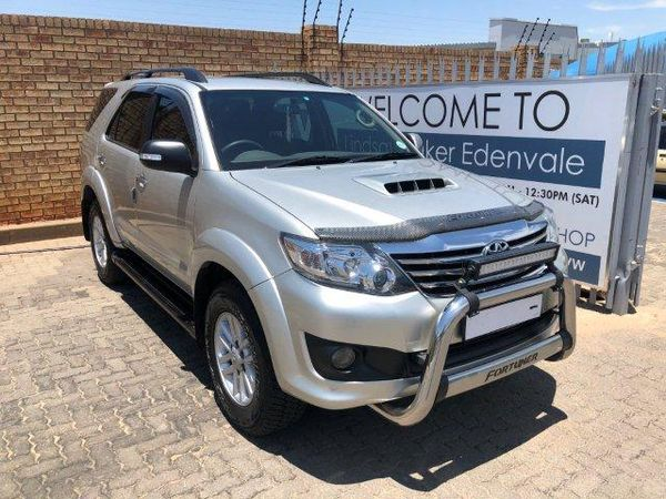 2014 Toyota Fortuner 2.5d-4d Rb At  Gauteng Edenvale_0
