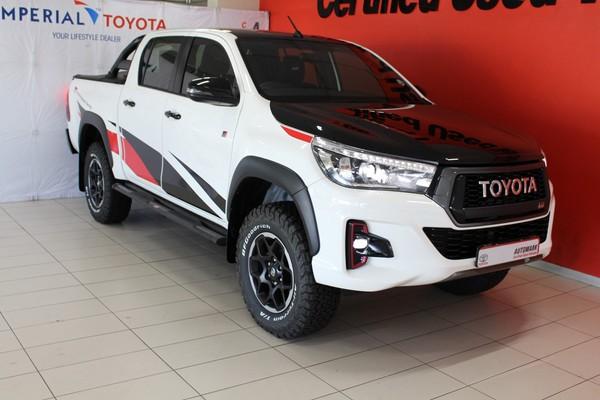 2019 Toyota Hilux 2.8 GD-6 Raider 4X4 Auto Double Cab Bakkie Gauteng Edenvale_0