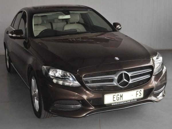 2015 Mercedes-Benz C-Class C200 Avantgarde Auto Free State Bloemfontein_0