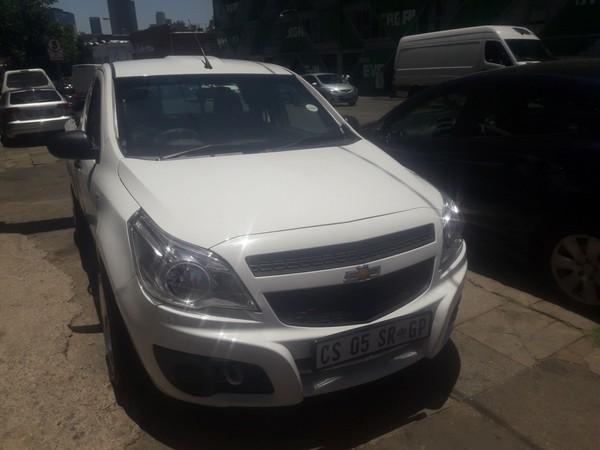 2013 Chevrolet Corsa Utility 1.4 Sc Pu  Gauteng Johannesburg_0