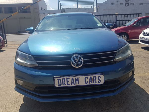 2017 Volkswagen Jetta 1.4 TSI Comfortline DSG Gauteng Johannesburg_0