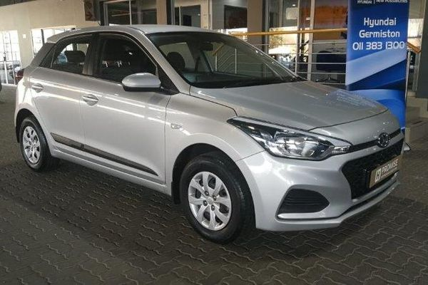 2018 Hyundai i20 1.2 Motion Gauteng Germiston_0