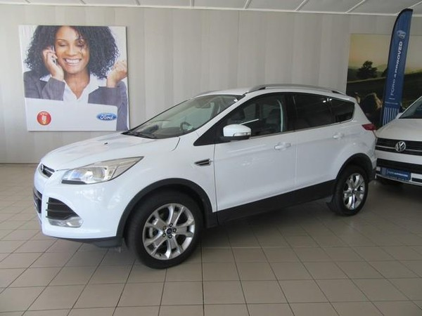 2015 Ford Kuga 1.5 Ecoboost Trend Auto Free State Welkom_0