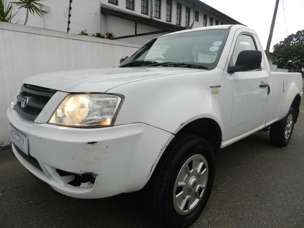 2012 TATA Xenon 3.0 Baseline Pu Sc  Kwazulu Natal Pinetown_0