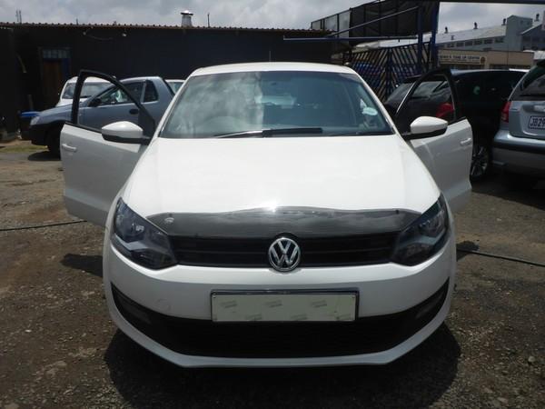 2010 Volkswagen Polo 1.4 Comfortline 5dr  Gauteng Johannesburg_0
