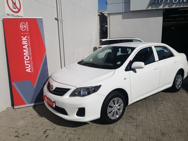 2018 Toyota Corolla Quest 1.6 Western Cape Worcester_0