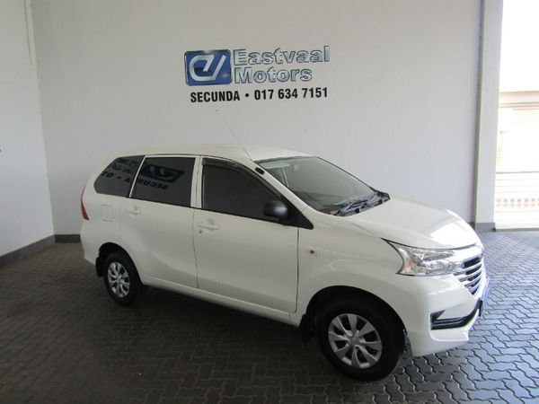 2019 Toyota Avanza 1.3 S Mpumalanga Secunda_0