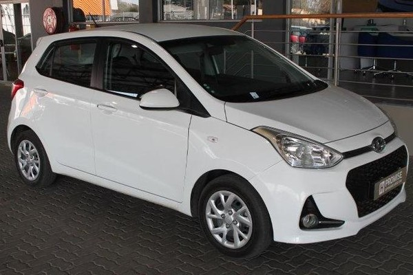 2018 Hyundai Grand i10 1.0 Motion Gauteng Germiston_0