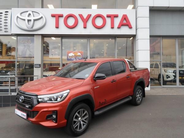 2018 Toyota Hilux 2.8 GD-6 Raider 4X4 Double Cab Bakkie Auto Kwazulu Natal Durban_0