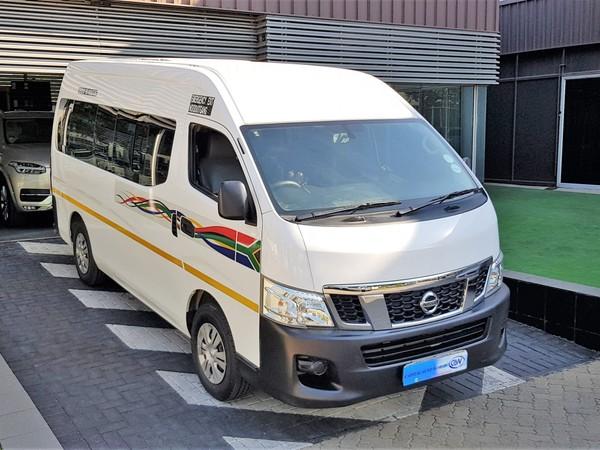 2018 Nissan NV350 2.5 16 Seat Gauteng Midrand_0