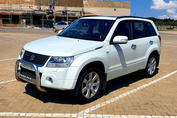 2011 Suzuki Grand Vitara 3.2 V6 At  Gauteng Waterkloof_0
