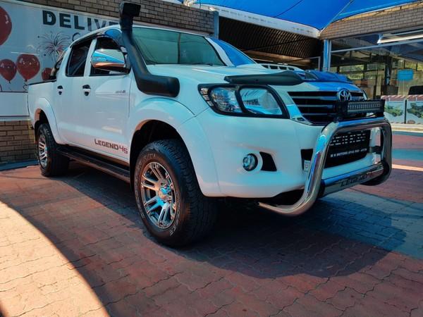 2014 Toyota Hilux 3.0 D-4D LEGEND 45 4X4 Auto Double Cab Bakkie North West Province Rustenburg_0