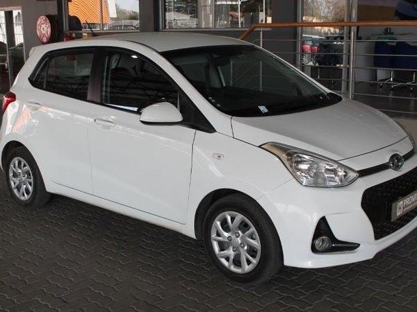2019 Hyundai Grand i10 1.0 Motion Auto Gauteng Germiston_0