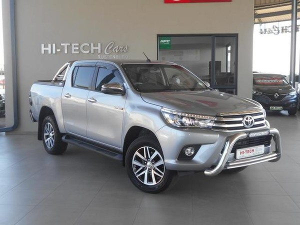 2018 Toyota Hilux 2.8 GD-6 Raider 4x4 DCab Bakkie with 51000kms North West Province Rustenburg_0