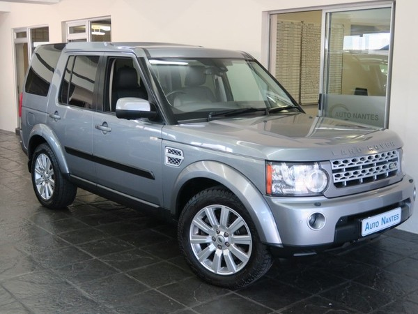 2012 Land Rover Discovery 4 5.0 V8 Hse  Western Cape Paarl_0