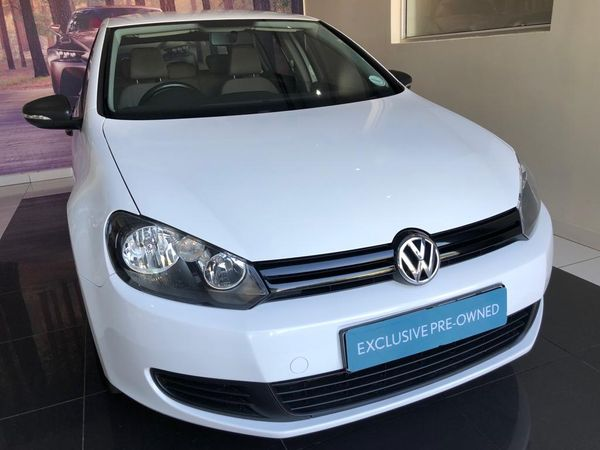 2010 Volkswagen Golf Vi 1.4 Tsi Trendline  Gauteng Midrand_0
