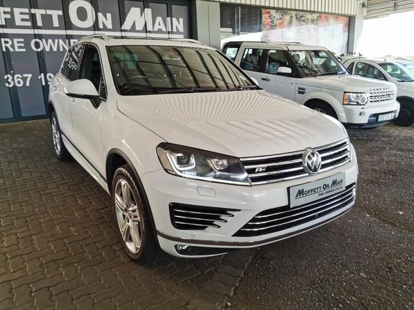 2016 Volkswagen Touareg GP 3.0 V6 TDI Luxury TIP Eastern Cape Port Elizabeth_0