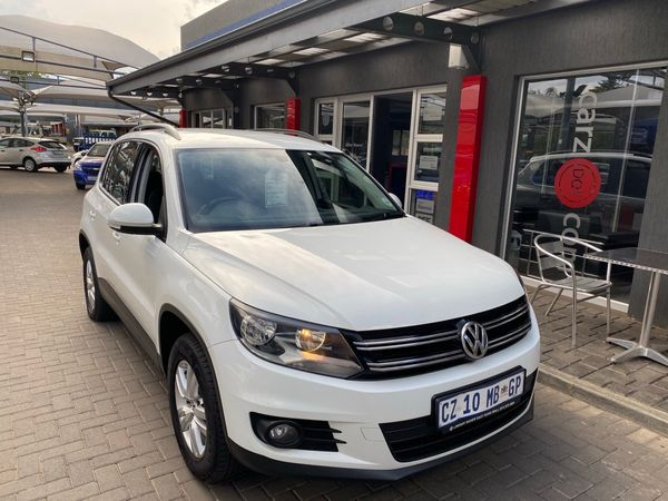 2014 Volkswagen Tiguan 1.4 Tsi  Trend-fun 4mot  Gauteng Vanderbijlpark_0