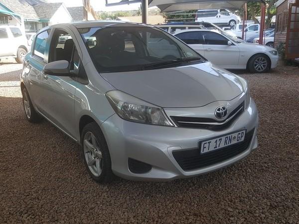 2011 Toyota Yaris 1.3 Xs 5dr  Gauteng Pretoria_0