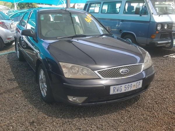 2005 Ford Mondeo 2.0 Ghia  Gauteng Pretoria_0