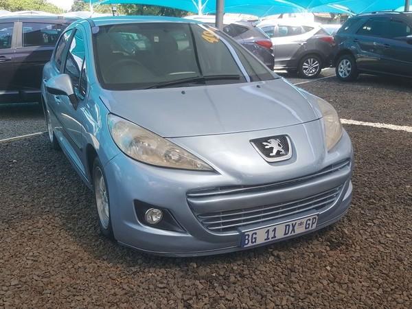 2011 Peugeot 207 1.6 Gti  Gauteng Pretoria_0