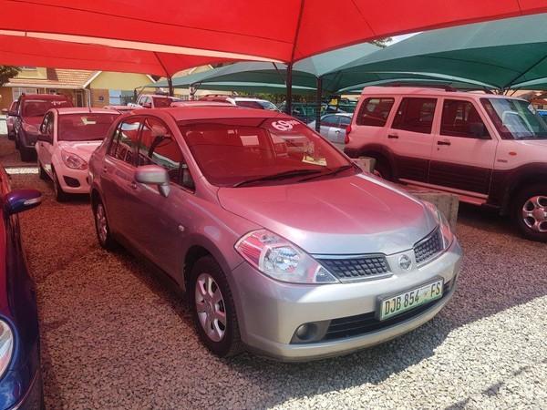 2007 Nissan Tiida 1.8 Acenta h34  Gauteng Pretoria_0