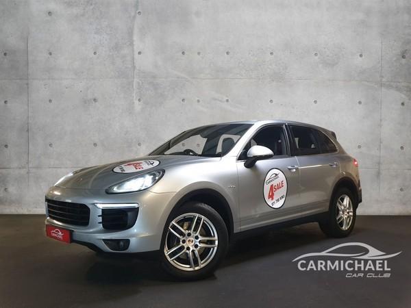 2015 Porsche Cayenne Diesel Tip  Western Cape Western Cape_0