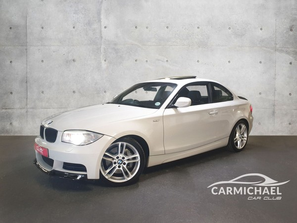 2013 BMW 1 Series 135i Coupe Sport At  Western Cape Western Cape_0