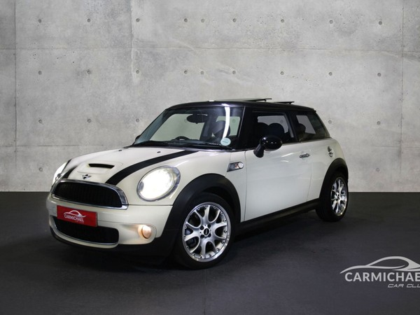 2009 MINI Cooper S S At  Western Cape Western Cape_0