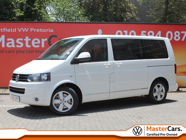 2013 Volkswagen Caravelle 2.0 Bitdi Dsg  Gauteng Pretoria_0