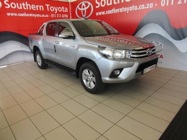 2016 Toyota Hilux 2.8 GD-6 RB Raider Double Cab Bakkie Gauteng Lenasia_0