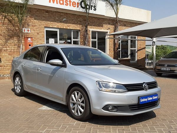 2012 Volkswagen Jetta Vi 1.4 Tsi Comfortline  Gauteng Midrand_0