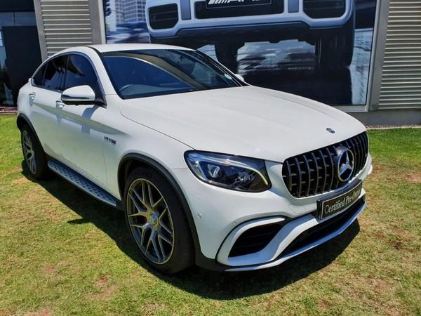 2019 Mercedes-Benz GLC GLC 63S Coupe 4MATIC Gauteng Boksburg_0