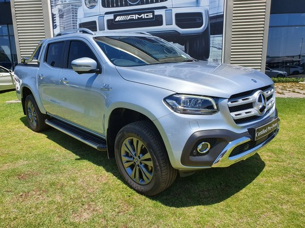2019 Mercedes-Benz X-Class X250d 4x4 Power Auto Gauteng Boksburg_0