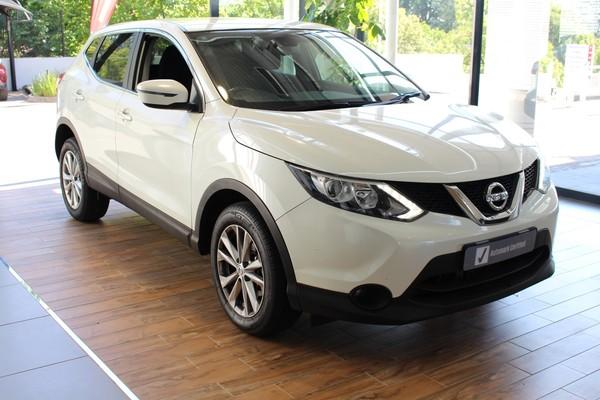 2016 Nissan Qashqai 1.2T Acenta CVT Gauteng Bryanston_0
