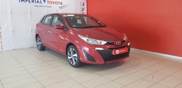 2018 Toyota Yaris 1.5 Xs CVT 5-Door Gauteng Edenvale_0