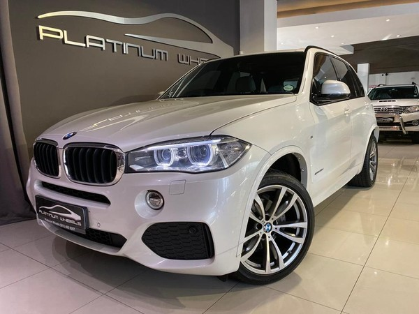2015 BMW X5 xDRIVE30d M-Sport Auto Gauteng Four Ways_0