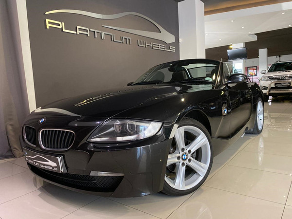 2008 BMW Z4 2.0i Roadster e85  Gauteng Four Ways_0