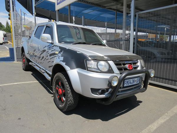 2012 TATA Xenon 2.2 Dle Dc Pu  Gauteng Johannesburg_0