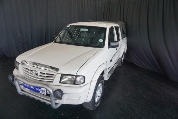 2007 Mazda BT-50 2.5 TDI SLE Bakkie Double cab Gauteng Boksburg_0