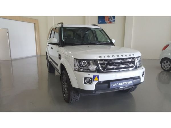 2017 Land Rover Discovery 4 3.0 SD V6 Graphite Kwazulu Natal Hillcrest_0