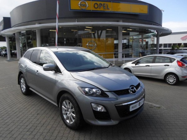 2011 Mazda CX-7 2.5 Dynamic At  Western Cape Tygervalley_0